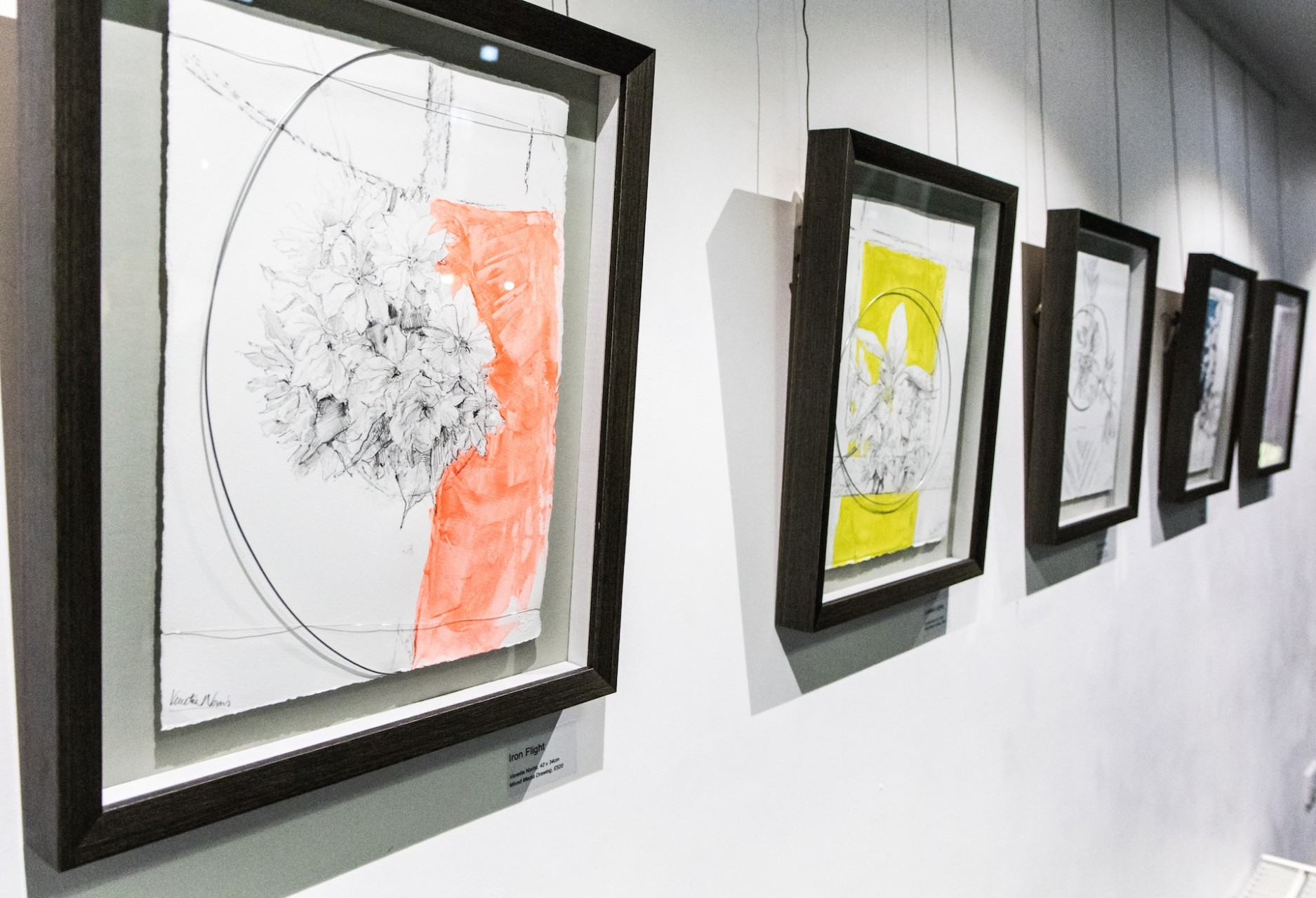 Layered Drawings, NLCS, London, 2015, photographer: Graham Ryder